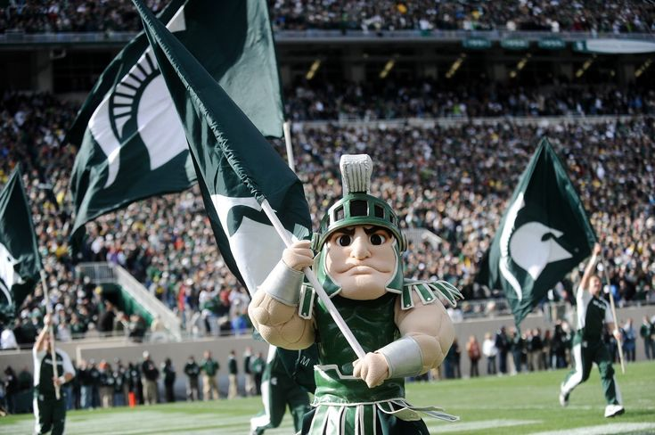 msu spartan football pictures | EAST LANSING — Michigan State's football program has finally reached ...