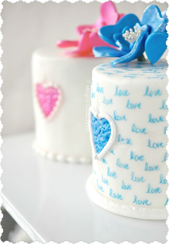 Red Velvet Mini Cakes & How I Met My Love {Abridged}   I Sugar Coat It!
