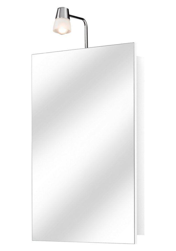 Kesper Spiegelschrank Monaco Breite 50 Cm Spiegelschrank