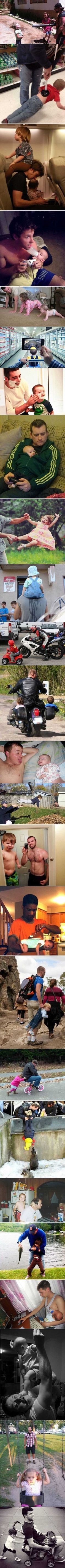 Mit Papa allein Zuhaus | Webfail - Fail Bilder und Fail Videos