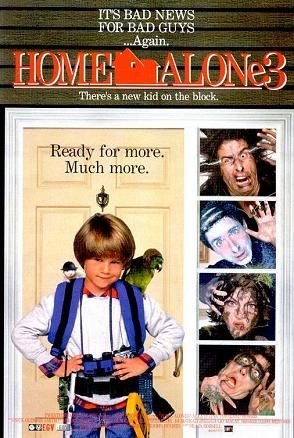 """Movie Review: """"Home Alone 3"""" (1997)"""