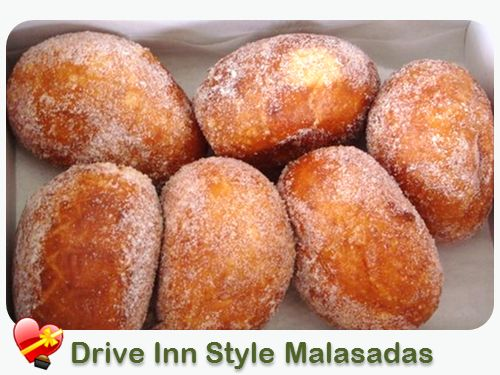 Malasadas - ILoveHawaiianFoodRecipes  Awesome - I miss this