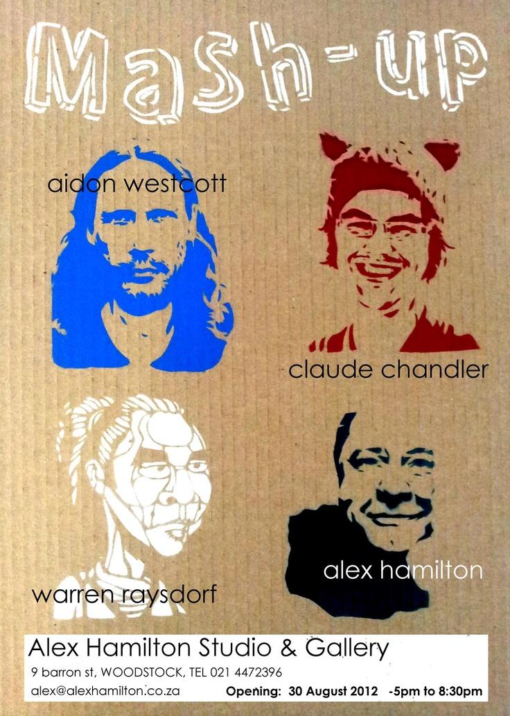 Mash-up, 30 August 2012, Alex Hamilton