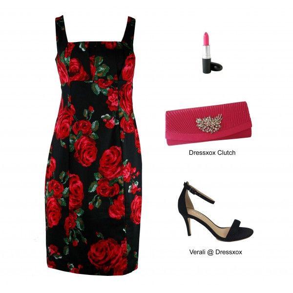 Xisili Lolita Rose Dress