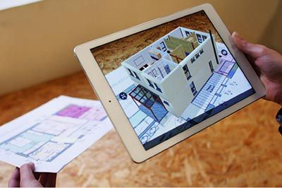 One of the Future Technology for Mankind is Augmented Reality