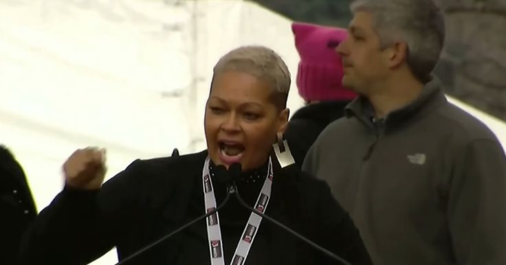 1/27/17 - TRUE Identity of Women's March speaker just exposed: liberals PANICKING... - Allen B. West - AllenBWest.com