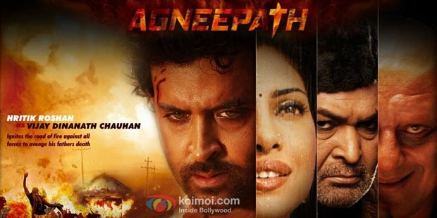 Agneepath 2012, brilliant movie with some great acting, Kudos!