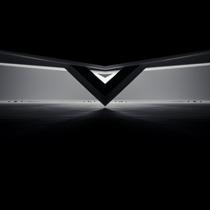 Inverted Pyramid by Alexandru Crisan on Art Limited