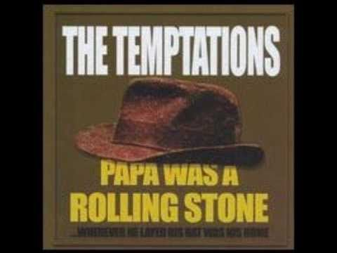"""THE TEMPTATIONS ~ """"Papa Was A Rolling Stone"""".  Love the strings & horns in this long version with an almost 2 minute intro!!  There was also an album version that was twice as long with a 4 minute intro - http://www.youtube.com/watch?v=pJV2pWFyfn4"""