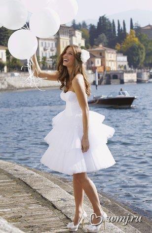 Платье вместо свадебного