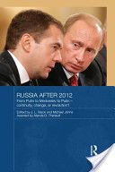 A 2012 edited book about Putin and Medvedev as president and PM