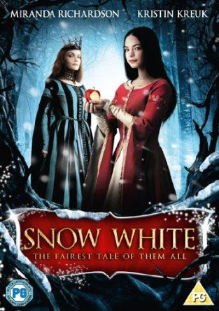 Snow White [DVD]: Amazon.co.uk: Miranda Richardson, Kristin Kreuk, Vera Farmiga, Warwick Davis, Caroline Thompson: Film & TV