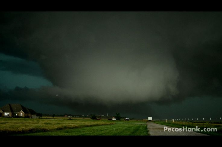 LARGEST TORNADO EVER!!! From Birth to Death (w/ Radar  Commentary) 5-31-13
