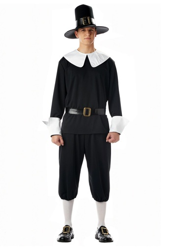 Mens Pilgrim Costume #Thanksgiving