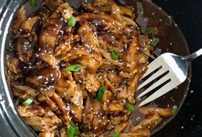 Cette recette est vraiment trop bonne et tellement facile à faire… Vous pouvez servir ça avec une bonne salade, du riz ou des patates… Miam!