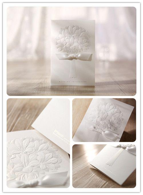 Ribbon wedding invitations #InvitesWeddings