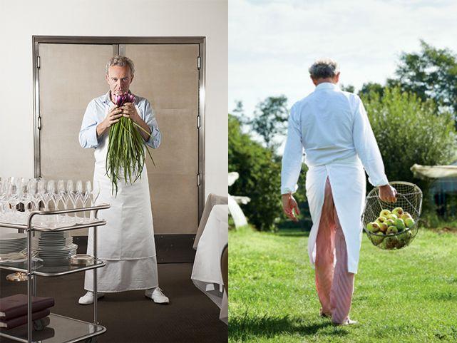 Bienvenue sur le site de Alain Passard, site Officiel de l'Arpege, Restaurant trois étoiles du Chef Alain Passard.