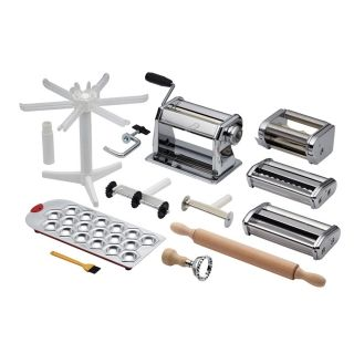 WORLD OF FLAVOURS COMPLETE PASTA MAKING SET