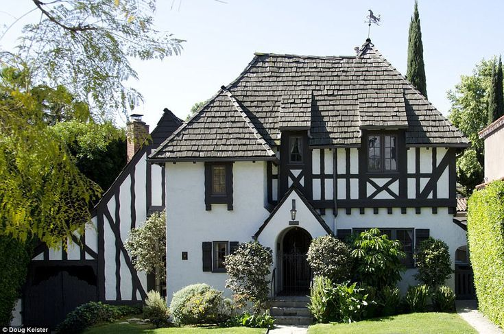 Storybook Style Architecture Came Out Of Los Angeles Angeles