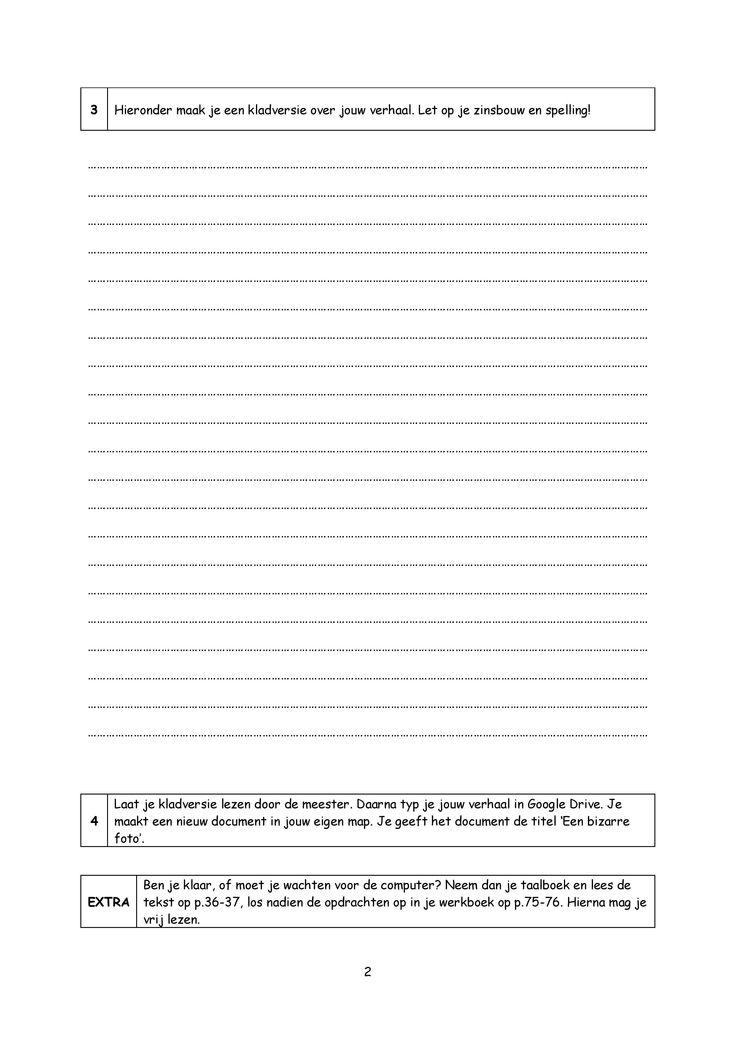 Creatief schrijven - Een bizarre foto-page-002