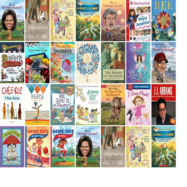 """Wednesday, March 15, 2017: The Hudson Public Library has 24 new children's books in the Children's Books section.   The new titles this week include """"Who Is Michelle Obama?,"""" """"Antoinette,"""" and """"Fancy Nancy: Nancy Clancy and the Late-Breaking News."""""""