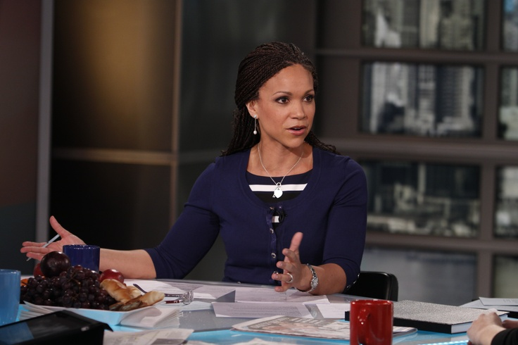 """""""Melissa Harris-Perry"""" debuts at 10am ET weekends on MSNBC - February 18, 2012 #nerdland"""