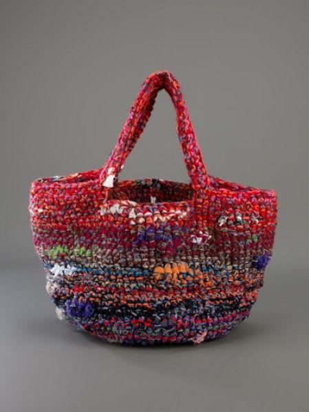 Daniela Gregis Tote Bag in Multicolor (multicolore)