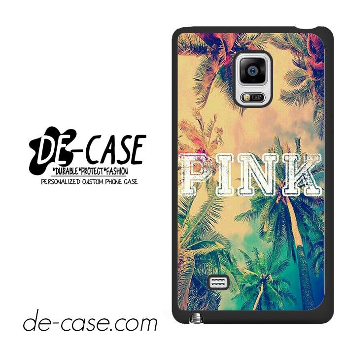 Victoria's Secret Pink DEAL-11677 Samsung Phonecase Cover For Samsung Galaxy Note Edge