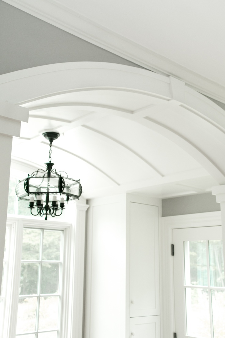 White House Wood Trim