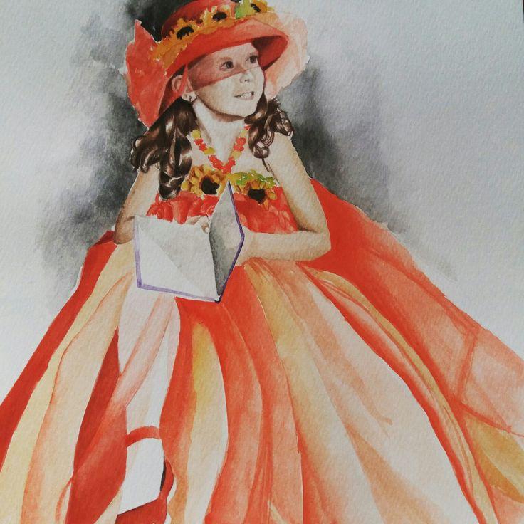 Flower girl ⚘