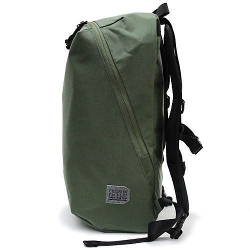 """""""Stiff backpack"""" Japanese design By Frederik Packers"""