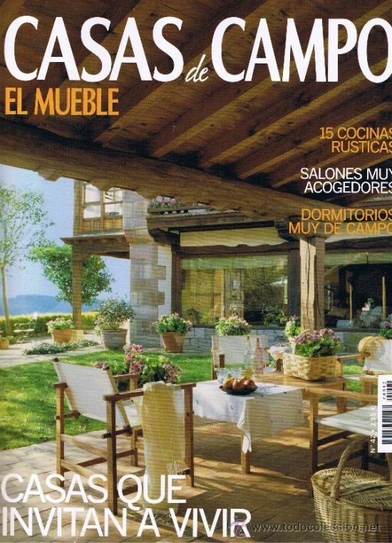 El Mueble Casas De Campo. Best Una Casa De Montaa Clida Acogedora Y ...