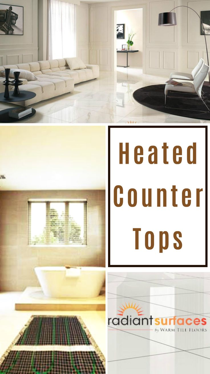 11 best underfloor heating images on pinterest underfloor heating heated counter tops tile flooringfloorsunderfloor dailygadgetfo Images