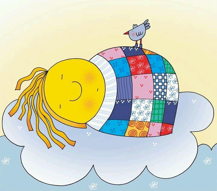 Il sole va a dormire... di Nicoletta Costa