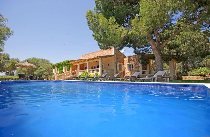 Feriebolig til 8 personer i Cales de Mallorca   TUIvillas.com bolig-nr. 361226