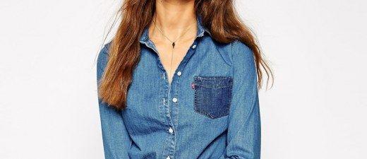 La chemise en jean, un basique ? Comment ça ? Car quand on y pense l'image de Walker Texas Ranger nous saute au visage et ça, on le comprend, c'est effrayant...