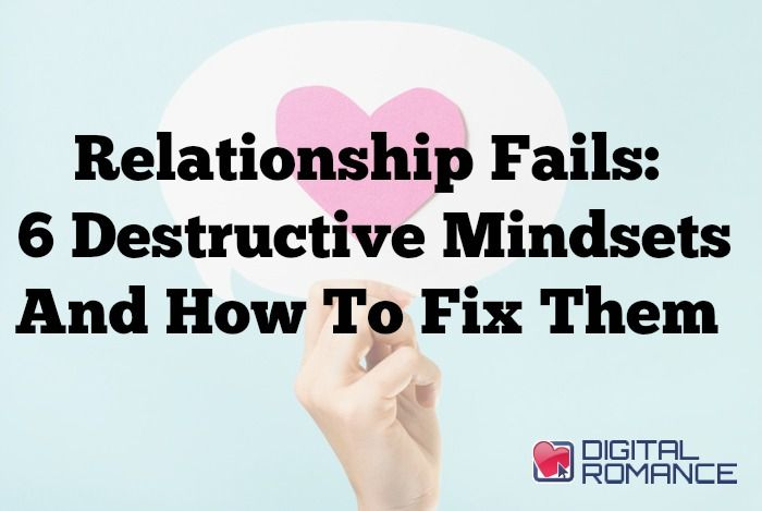how to fix a failing relationship