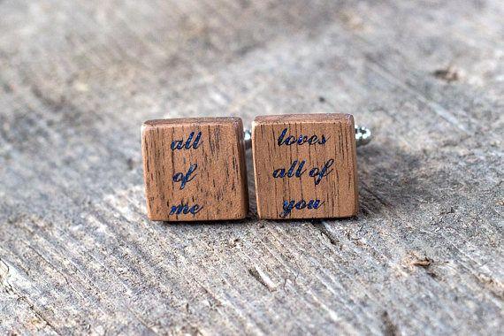 Check out this item in my Etsy shop https://www.etsy.com/listing/578923156/wedding-cufflinks-custom-cufflinks-gift