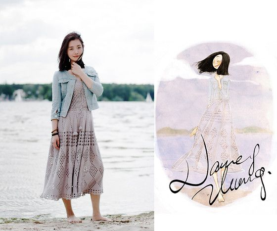 Sunshine, lake, weekend and me. (by Nancy Zhang) http://lookbook.nu/look/3741631-Sunshine-lake-weekend-and-me: Heart Artists, Nancy Changing, Everyday Art, Fashion Style, Street Style, Afamilyvnn Zhang, Nancy Zhang, Zhang Art, Artists Nancy