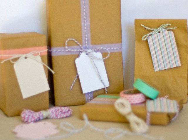 MT Tape Gift Box - Light Pastel. $29.95, via Etsy.