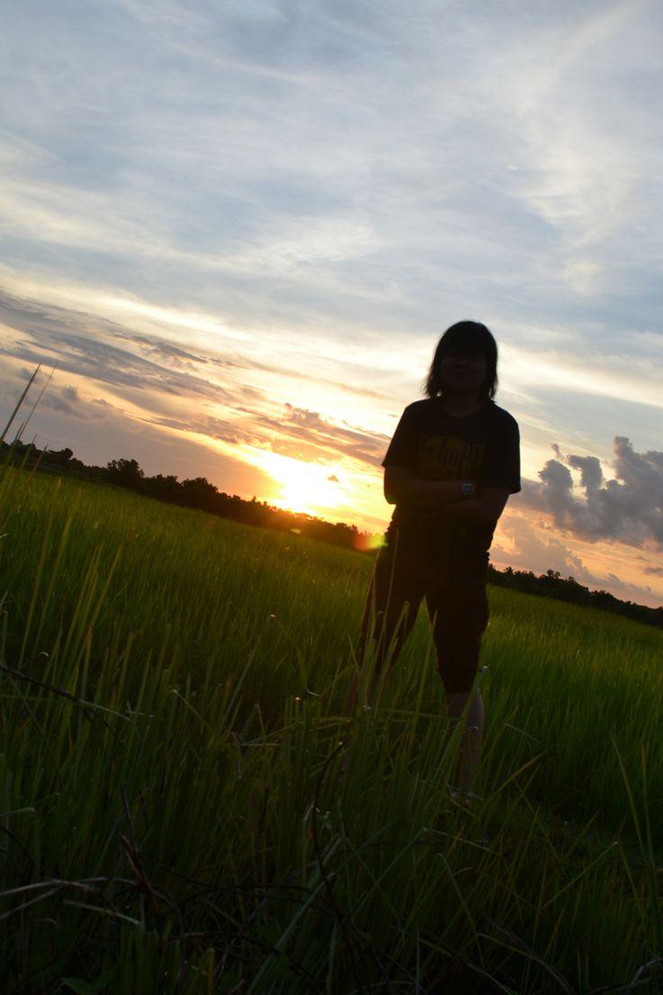 Sunset :*