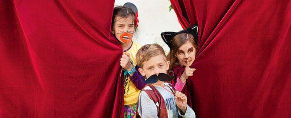 kids party. Foto: Klaus Fritsch