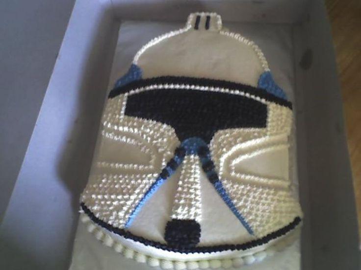 Helmet Cake Images