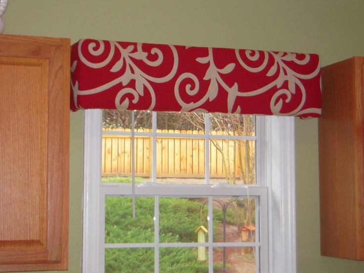 Kitchen Curtains Window Treatments Need To Spice Up Your Windows Try Cornice Boa Cornice