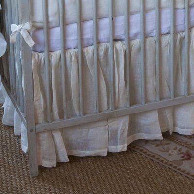 Pom Pom At Home Belle Crib Bed Skirt