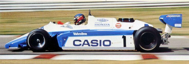 82 Ralt Honda F2 Acheson