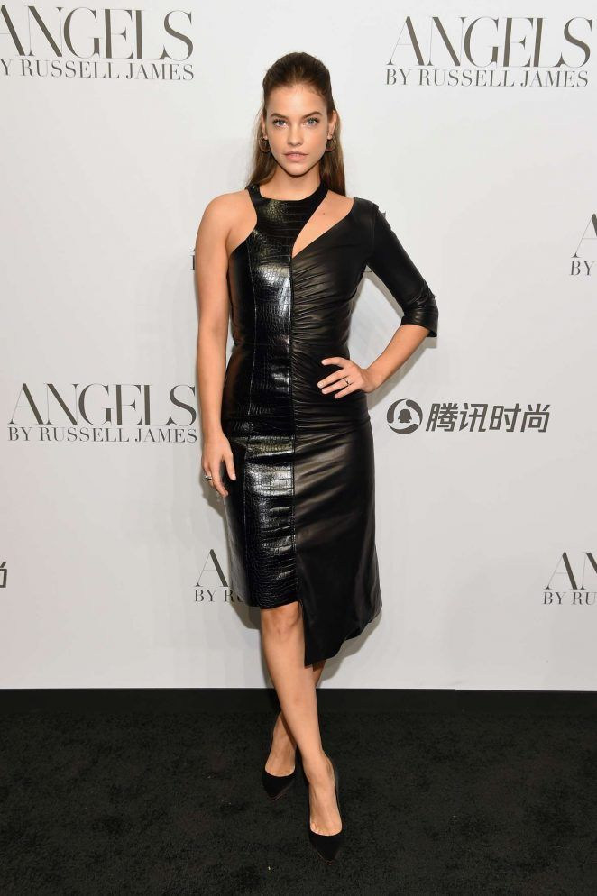 9ff9d95f094f6 Barbara Palvin  ANGELS by Russell James Book Launch and Exhibit -06 -  GotCeleb