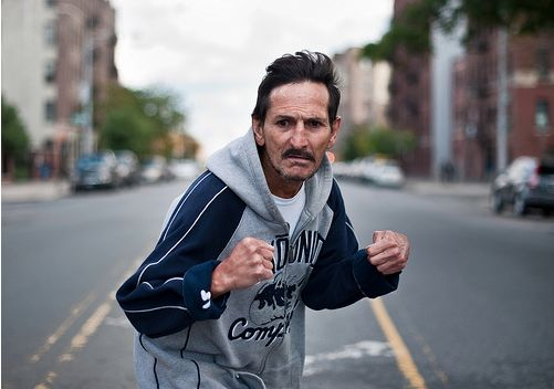 """Chris Arnade captures the faces and stories of addicts in the South Bronx.    """"What I am hoping to do, by allowing my subjects to share their dreams and burdens with the viewer and by photographing them with respect, is to show that everyone, regardless of their station in life, is as valid as anyone else."""""""