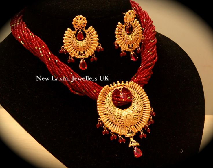 17 Best images about Nepali Gold Jewelry on Pinterest ...