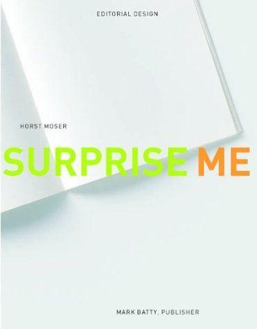 Surprise Me: Editorial Design